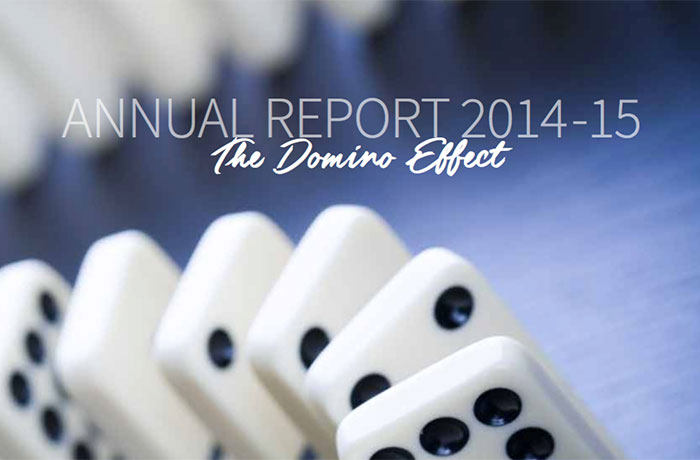 Central Clinic Annual Report for FY 2014-2015 is available for download